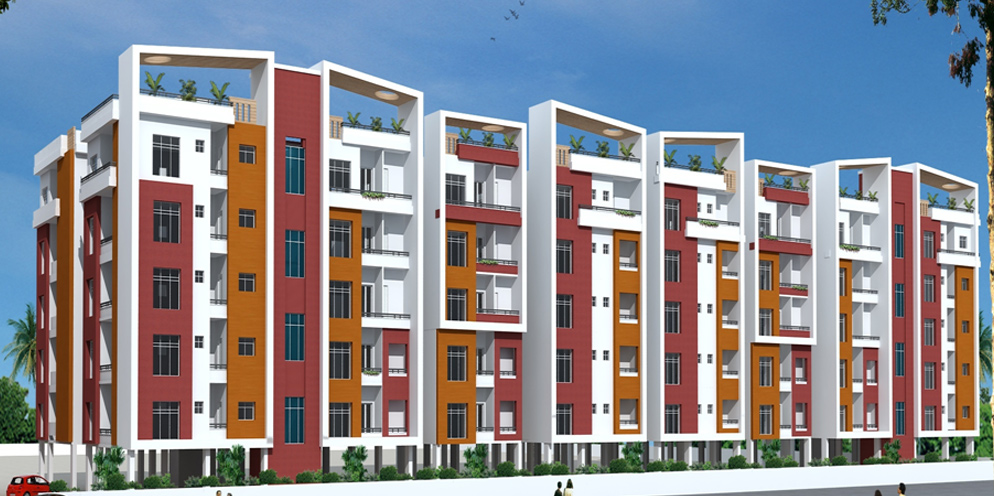 Apartments In Kadapa Fortune Residency Kapil Homes