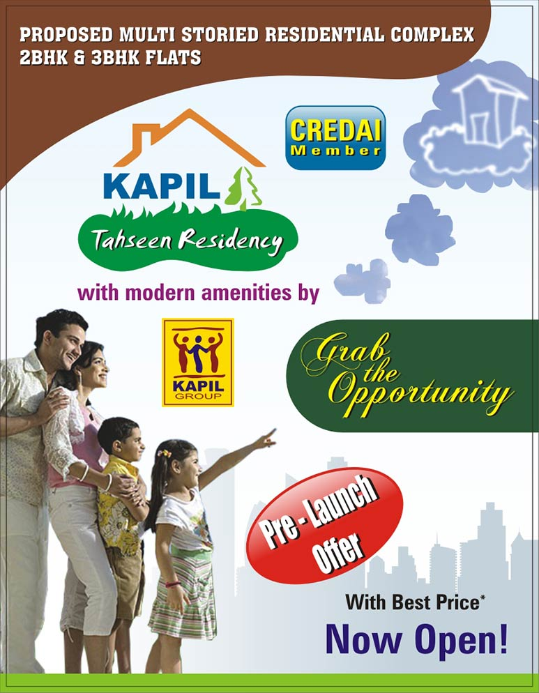 Apartments In Hyderabad Kt Residency Kapil Homes
