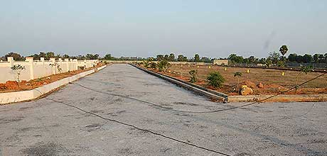 Kapil Homes Nalgonda Site Images