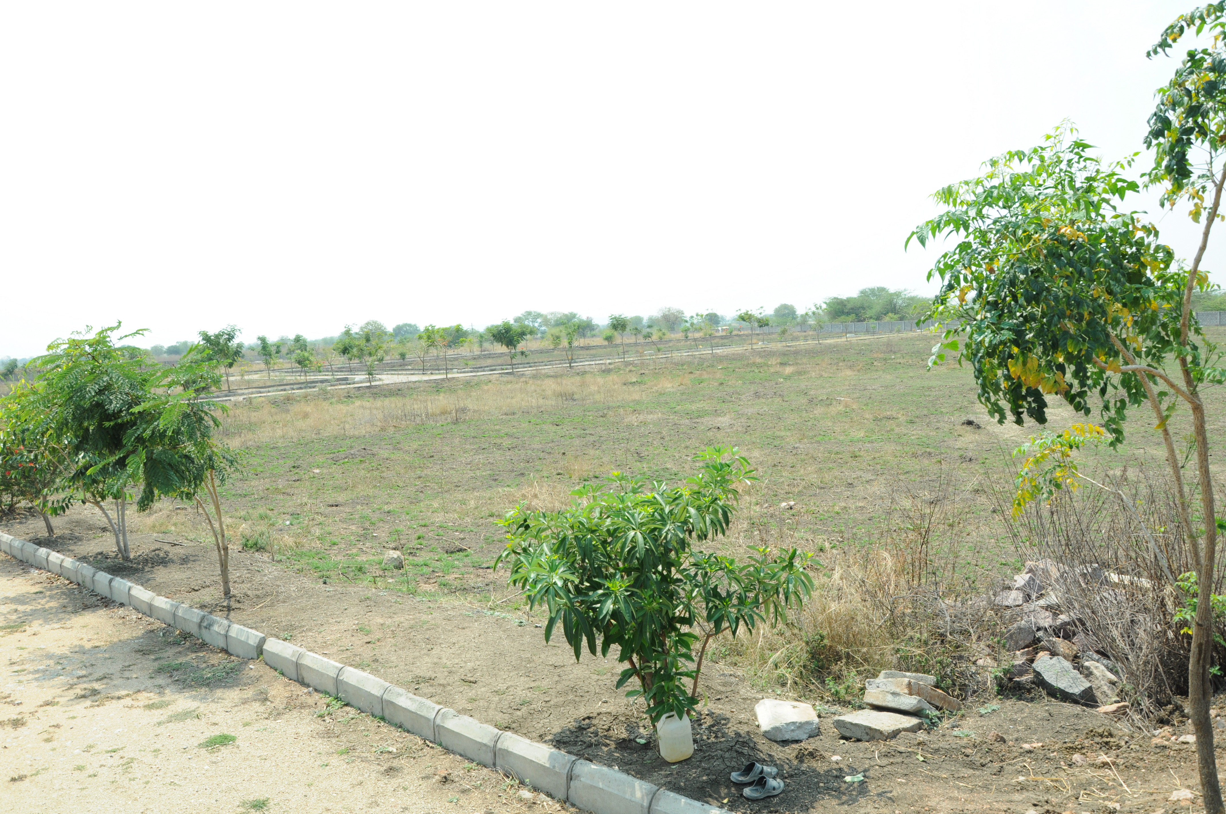 Kapil Homes Nizamabad Site Images