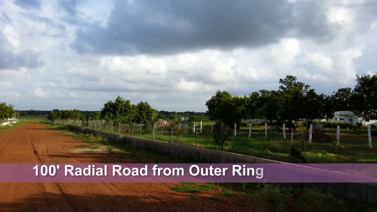 Open Plots For Sale In Railapur Hyderabad Residential