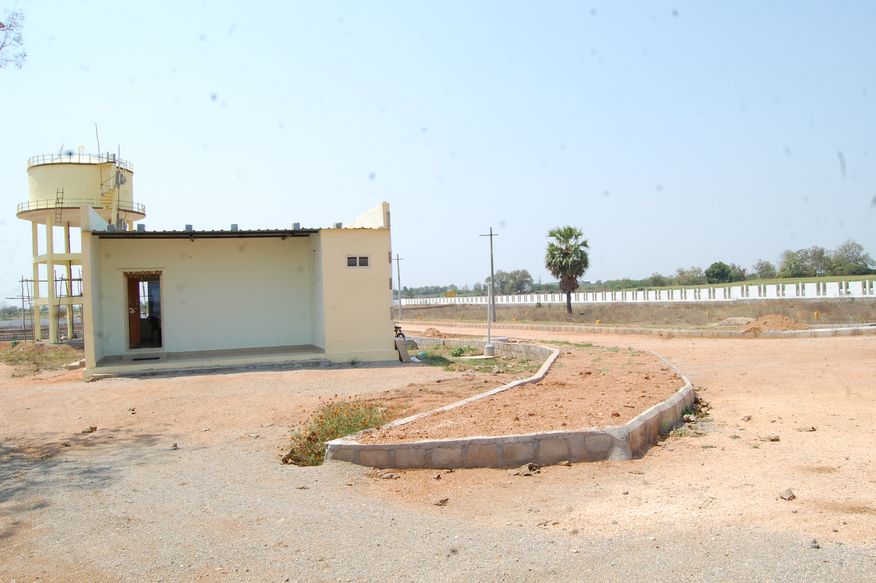 Kapil Homes Ongole Site Images